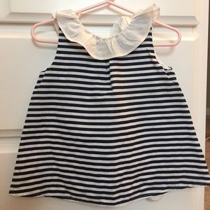 Other - Mebi Baby Ruffle neck dress